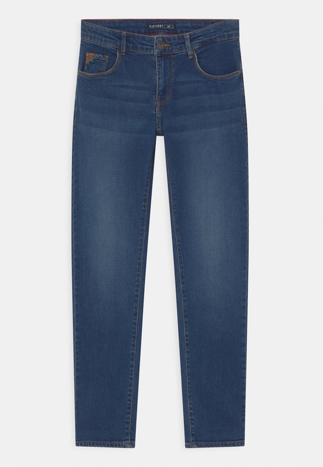 JOHN - Slim fit jeans - blue