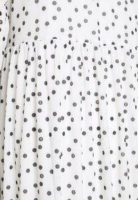 Bruuns Bazaar - THORA ALASKA DRESS - Shirt dress - white - 6