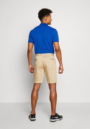 GOLF ATHLETIC SHORT - Sports shorts - classic khaki