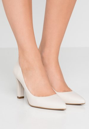 ABBI FLEX - Zapatos de novia - light cream