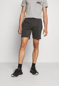 Brave Soul - TARLEY - Shorts - dark charcoal marl - 0