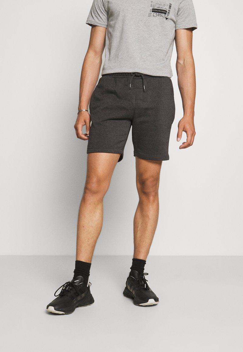 Brave Soul - TARLEY - Shorts - dark charcoal marl