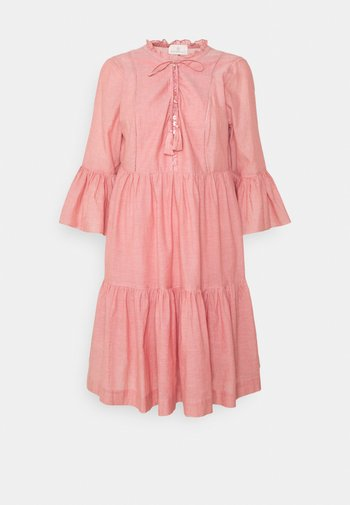 COVER UPS - Beach accessory - chalky pink