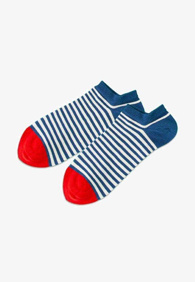 PREMIUM QUALITÄT - Sokken - blue / red