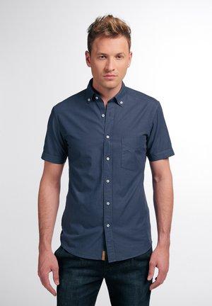 SLIM FIT - Shirt - jeansblau