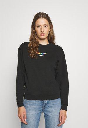 RETRO - Sweater - faded black