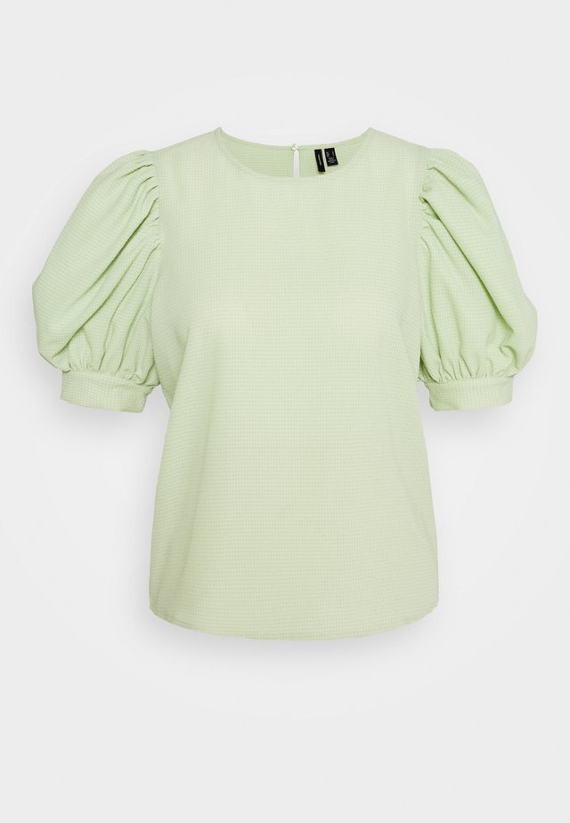 VMIVORY PETITE - Blouse - laurel green