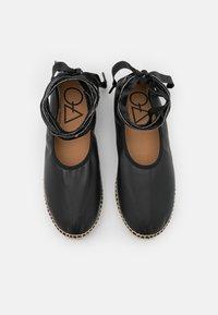 Oa non fashion - Espadrilles - nero - 3