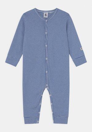 DORS BIEN UNISEX - Pyjama - blue/white