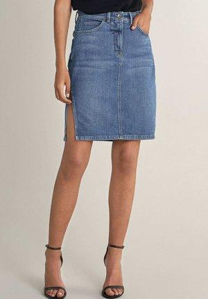 Denim skirt - blau_8502