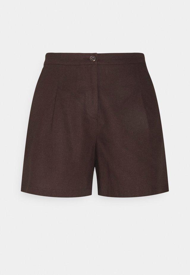 Shorts - espresso