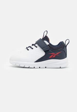 RUSH RUNNER 4.0 UNISEX - Zapatillas de running neutras - footwear white/vector navy/vector red