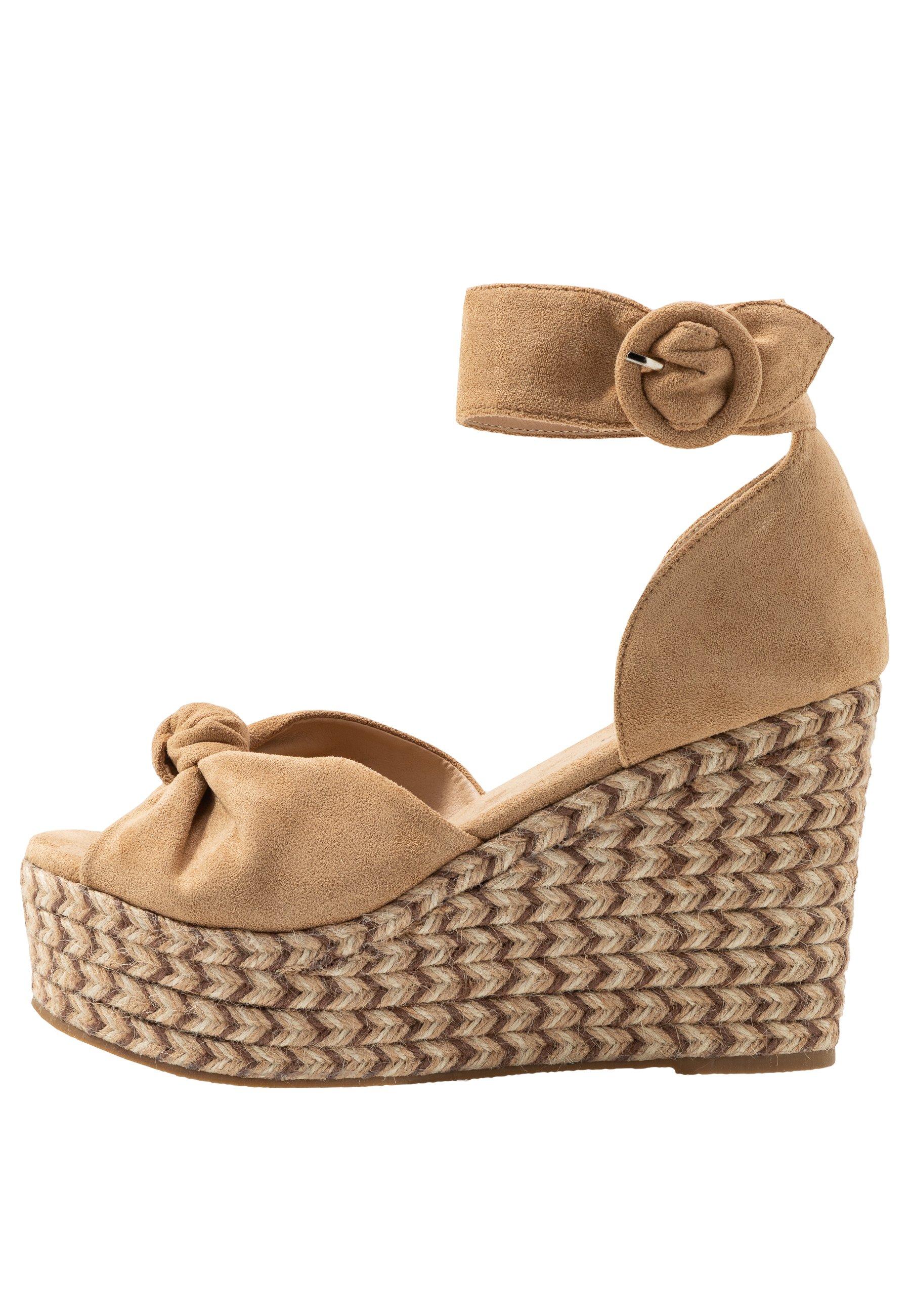 Sandaletter beige