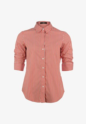 LIZA  - Button-down blouse - cool stripe
