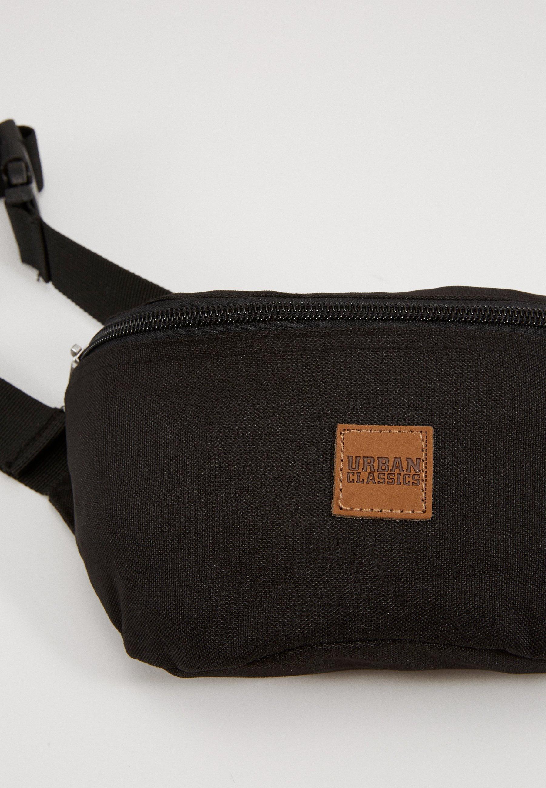 Urban Classics HIP BAG - Rumpetaske - black/svart E6qcw7PiDvLVm7l