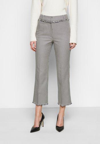 EDDA - Pantalon classique - blau