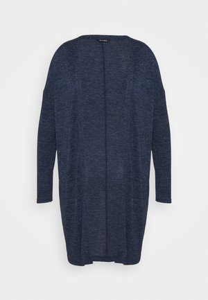 SOFT TOUCH CARDIGAN - Cardigan - blue