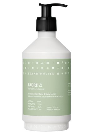 HAND & BODY LOTION - Hydratatie - fjord