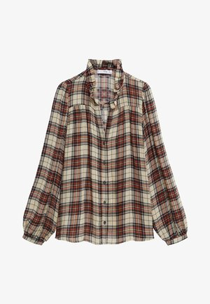 VERSALES - Button-down blouse - ecru