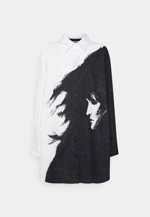 VESTITO - Shirt dress - white