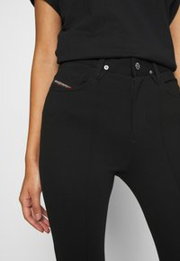 Diesel - P-CUPERY TROUSERS - Trousers - black - 4