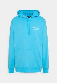 Burton - DURABLE GOODS - Sweatshirt - cyan - 0