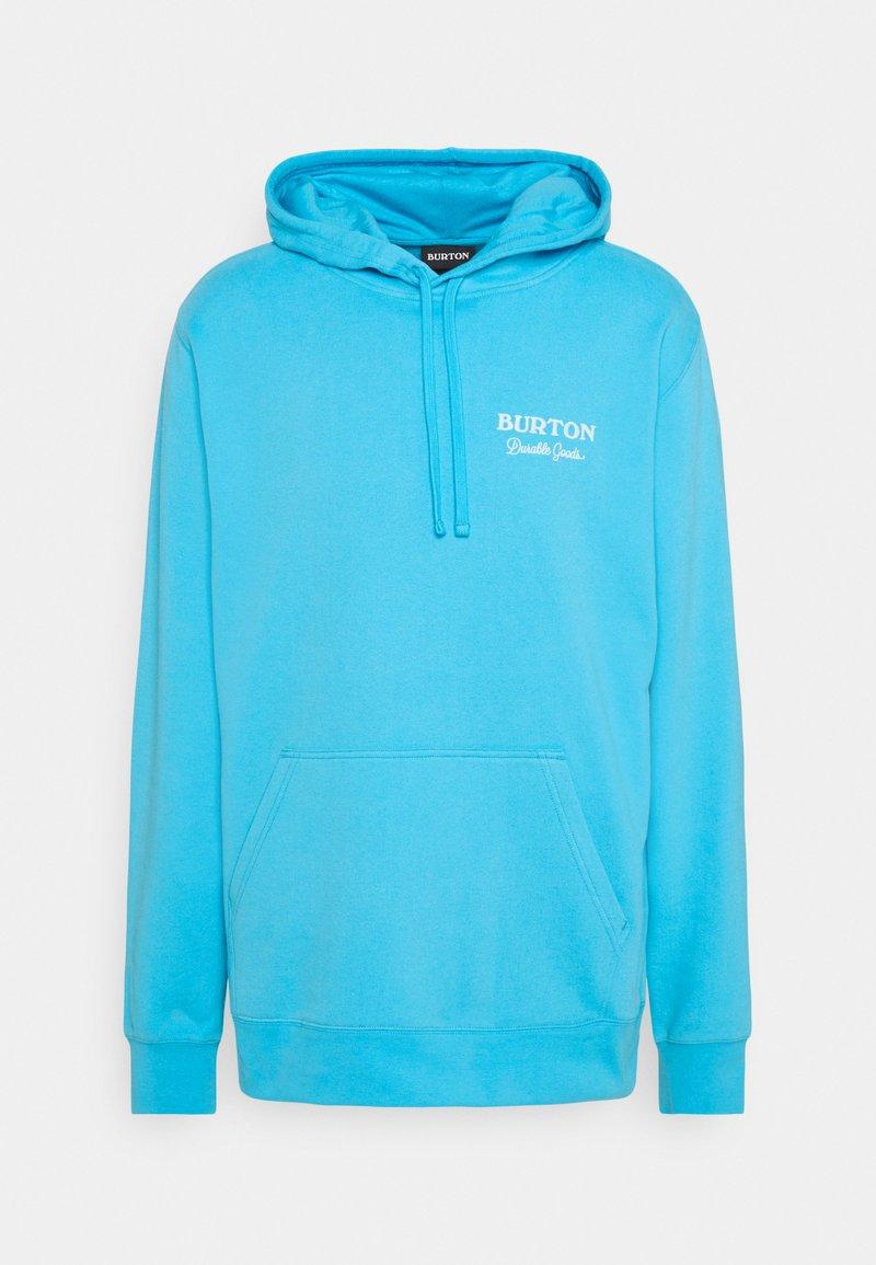 Burton - DURABLE GOODS - Sweatshirt - cyan