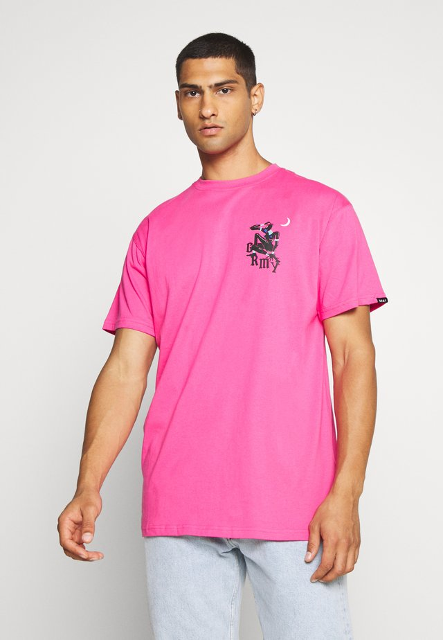 RITUALS AND SPELLS TEE - T-shirt con stampa - pink