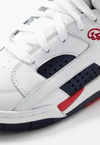 Ewing - ECLIPSE  - High-top trainers - white/chinese red/black - 6