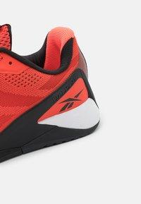 Reebok - NANO X1 LES MILLS FLOATRIDE ENERGY FOAM TRAINING WORKOUT - Sportovní boty - dynamic red/white/black - 5