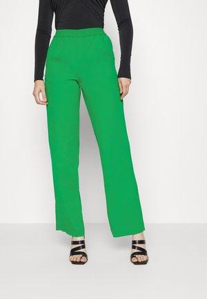 REGULAR PANT - Trousers - jolly green