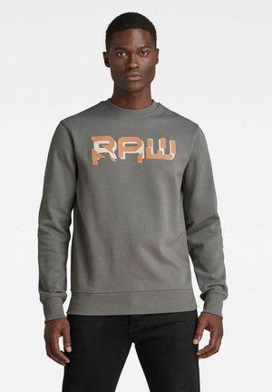 RAW. HD - Sweatshirt - gs grey