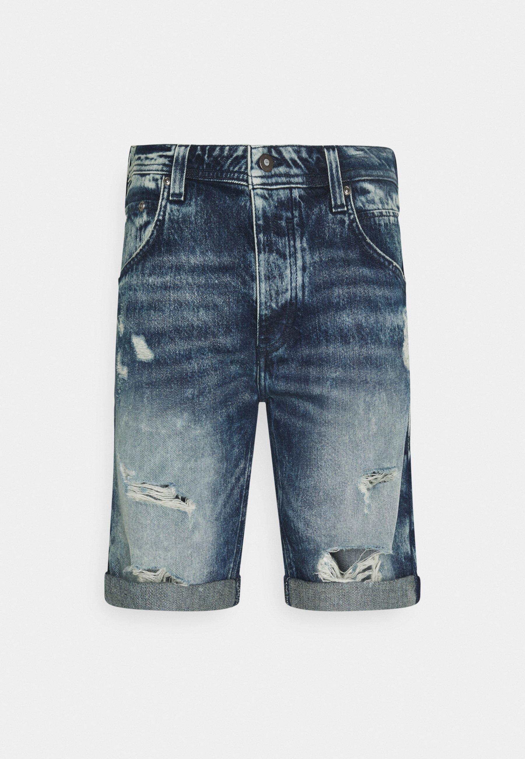 Men MICHIGAN  - Denim shorts
