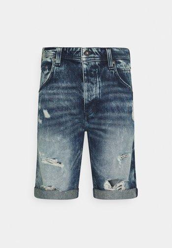 MICHIGAN  - Szorty jeansowe - denim blue