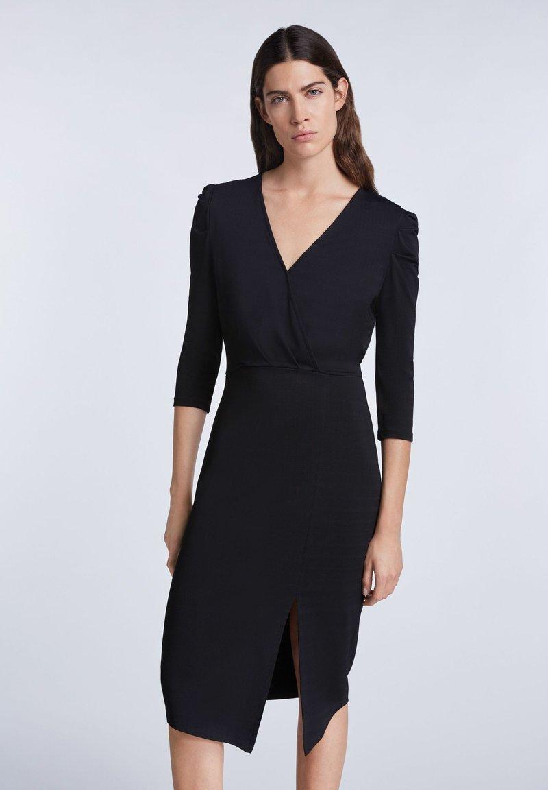 SET - Day dress - black