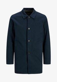 JJCAPE - Short coat - navy