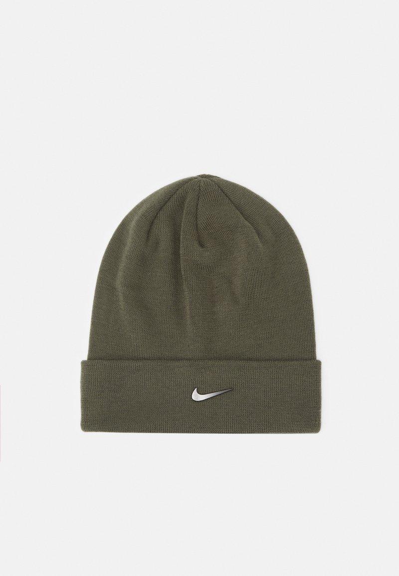 Nike Sportswear - BEANIE CUFFED UNISEX - Beanie - medium olive