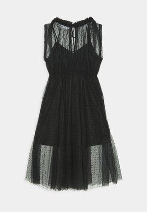 MIRA DRESS - Cocktailjurk - black