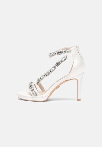 ANNA - Sandals - ivory