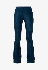 Noisy May Tall - NMCUJI PANT - Trousers - gibraltar sea - 4
