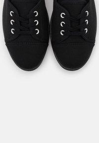 CALANDO - Trainers - black - 5