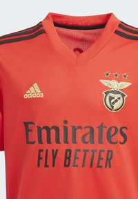 adidas Performance - BENFICA LISBOA HOME JERSEY - Fanartikel - red - 4
