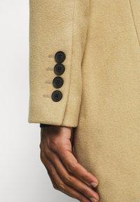 Antony Morato - COAT RUSSEL - Classic coat - caramel - 4