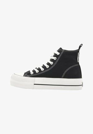 KAYA  - Sneakers hoog - black