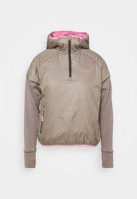 Kari Traa - SOLVEIG HYBRID - Outdoor jacket - clay - 0