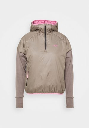 SOLVEIG HYBRID - Outdoor jacket - clay