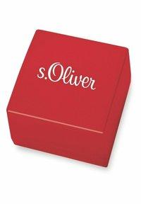 s.Oliver - Earrings - rosefarben - 3
