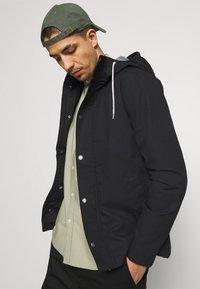 REVOLUTION - JACKET LIGHT - Summer jacket - black - 3