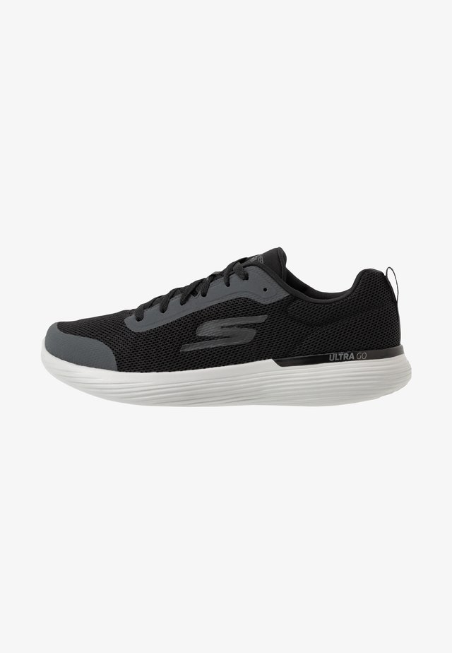 GO RUN 400 V2 - Neutral running shoes - black/grey