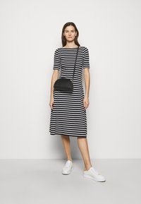 Lauren Ralph Lauren - Jersey dress - black/white - 1